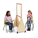 Click here for more See-Thru Small Mobile Space Divider by Jonti-Craft by Worthington