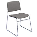 Click here for more 300 Series Sled Base Stack Chair by KFI by Worthington