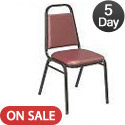 800 Series Premium Stacking Chairs by KFI