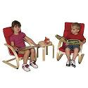 Click here for more Children's Comfort Furniture by ECR4Kids by Worthington