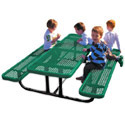 Click here for more Mighty Tuff Rectangular Kid's Picnic Tables by UltraPlay by Worthington