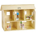 Click here for more Kydz Doll House by Jonti-Craft by Worthington