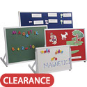 Magnetic Language Easel by Best-Rite