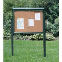 Click here for more Large Outdoor Message Centers by Jayhawk Plastics by Worthington