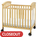 Click here for more Laurel Crib by Simmons by Worthington
