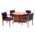 Legacy Round Conference Tables by Regency