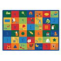 Click here for more Learning Blocks Carpet by Carpets for Kids by Worthington