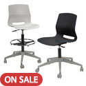 Click here for more Lola 5-Star Base Swivel Chairs by Olio Designs by Worthington