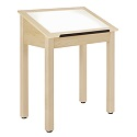 Click here for more Fixed Light Table by Diversified Woodcrafts by Worthington