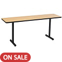 Click here for more T-Leg Training Tables by Amtab by Worthington