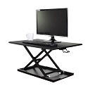 Level Up Standing Desk Converters by Luxor
