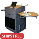 Click here for more Media Center Lecterns & Carts by Marvel by Worthington