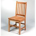 Click here for more Mission Style Library Chair by Georgia Chair by Worthington