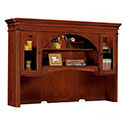 Click here for more Antigua Veneer Palladium Hutch by NDI Office Furniture by Worthington