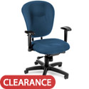 Click here for more Ergonomic Adjustable Task Chair by OFM by Worthington