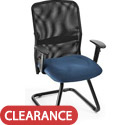 AirFlo Mesh Back Conference Chairs by OFM