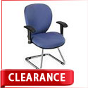 Click here for more ComfySeat Guest Conference Chair by OFM by Worthington