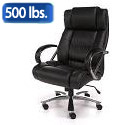 Avenger Series Big & Tall Executive High-Back Chair by OFM