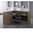 Click here for more OS Laminate Reception Desk by OfficeSource by Worthington
