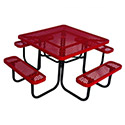 Click here for more Mighty Tuff Square Kid's Picnic Tables by UltraPlay by Worthington