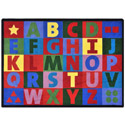 Oversize Alphabet by Joy Carpets