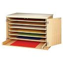 Paper Storage Cabinet by Shain