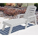 Click here for more Pensacola Adirondack Chair by Jayhawk Plastics by Worthington