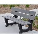Click here for more Petrie Outdoor Benches by Jayhawk Plastics by Worthington
