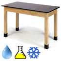 Click here for more Phenolic Resin Science Lab Tables by National Public Seating by Worthington
