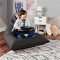 Click here for more Pivot Jr Bean Bag Chair by Jaxx by Worthington