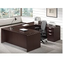 Click here for more Executive PL28 U-Shaped Desk by NDI Office Furniture by Worthington