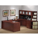 Click here for more Classic Series PL37 U-Shaped Desk Suite by NDI Office Furniture by Worthington