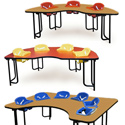 Play and Feed Activity Table by McCourt