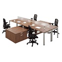 Elements PLT2B Desk Suite by NDI Office Furniture