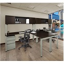 Click here for more Elements PLT4 Two Person Workstation Suite by NDI Office Furniture by Worthington