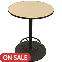 Click here for more Round Standing Height Cafe Tables by Amtab by Worthington