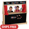 Puppet Theater by ECR4Kids