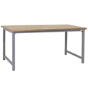 Click here for more Polk Series Solid Maple Butcher Block Top Workbench by BenchPro by Worthington