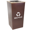 Click here for more Metro Collection Recycling Receptacles by Ex-Cell Kaiser by Worthington