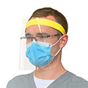Click here for more DURA-MAX Protective Face Shields by Regency by Worthington