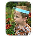 Click here for more DURA-MAX Kid's Protective Face Shields by Regency by Worthington