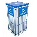 Click here for more Clean Grid Fully Collapsible Receptacle by Ex-Cell Kaiser by Worthington