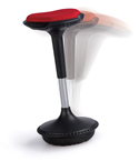 Rocker Adjustable Height Stool by Mien