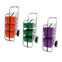 Rover All Terrain Silver Cart w/ Trays by Gratnells