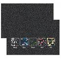 Rubber-Tak Tackboard w/ Ultra Trim by Best-Rite