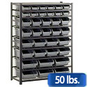 Click here for more Bin Storage Racks by Sandusky Lee by Worthington