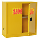 Flammable Storage Cabinet by Sandusky Lee