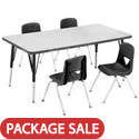 Click here for more Activity Table & Chair Packages by Worthington