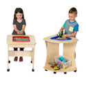 Click here for more Birch Sensory Table by Angeles by Worthington