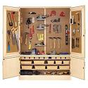"Click here for more Tool Storage Cabinet (60"" W) by Shain by Worthington"